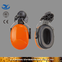 Safety Helmet Type Accoustic Protection Fancy Ear Muffs EM-209