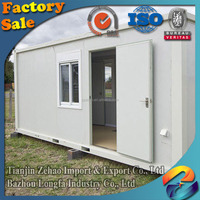 Australia standard 20ft granny flat, container house for office/mobile movable homes