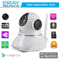 Home appliance control support HD 720P video 2cu wireless alarm IP camera