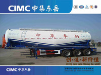 CIMC dry bulk cement semi trailer 2or 3 axle bulk tank truck trailer