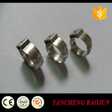 China Baojun single ear compression hose clamp