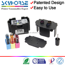 Professional refill ink cartridge for original canon CL 41, 51, 31, 52, Easy and clean to use