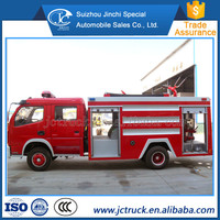 Economical Dongfeng Fire Truck Dimension 5000