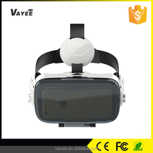 Original fashional product shenzhen VR box with 3D VR headset master image 3D glasses