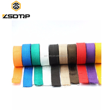 1.5mm*50mm*10M Fiberglass motorcycle Exhaust header Protection wrap heat resistant Insulation Tape Turbo Wrap