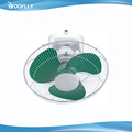 Best Selling homestead 16 inch ceiling fans plastic motor