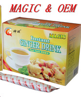 FDA approved Instant Honey Ginger energy drink/ginger tea