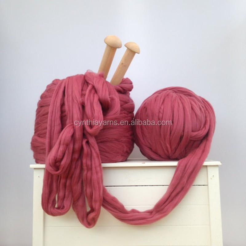 Knitting Super Chunky Merino Wool Thick Merino Yarn Australian ...