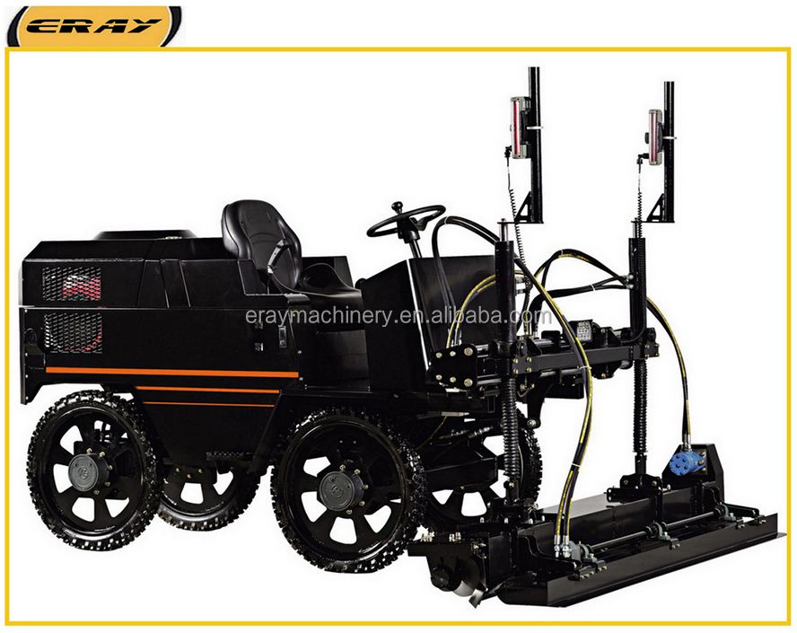 ERAY-R260 laser concrete vibrating screed