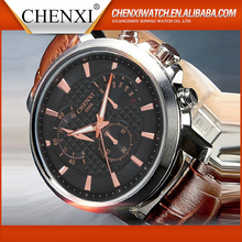 Cheap Bulk Christmas Gifts Leather Quartz Best Brand Watches Men,Watch Leather,Fashion Leather Watch