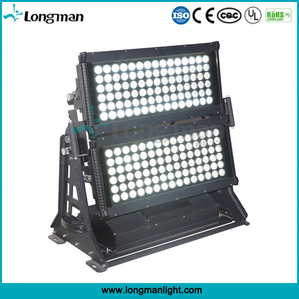 high power 48800lm outdoor white color 180*5w wall led light source