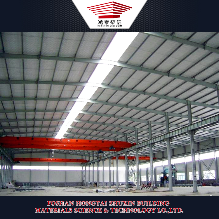 China Easy and Fast Install Steel Structure Floor Drawing Cad Light Steel Structure