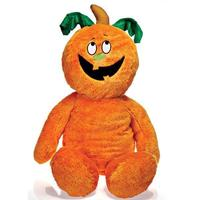 halloween Pumpkin Man, halloween plush toy