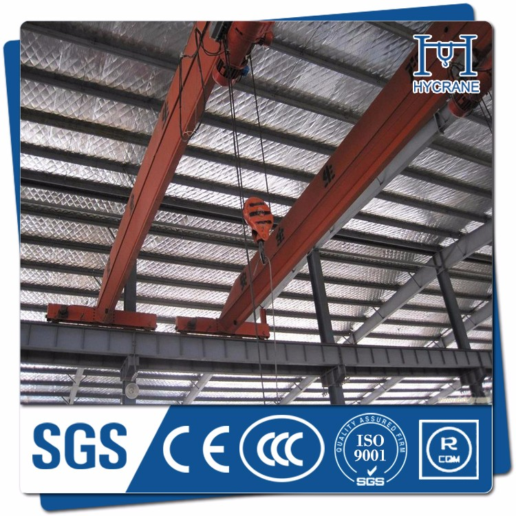 Electrical Hoist Bridge Crane, Load and Unload Crane