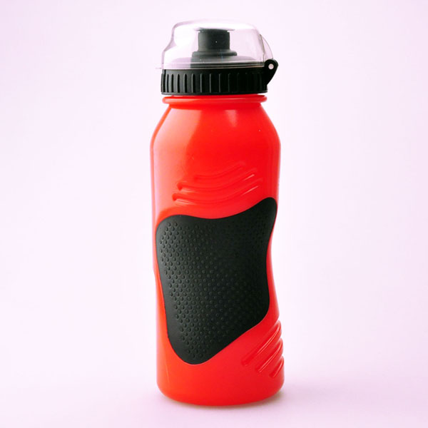 500ML excellent design sports bottle, sport water bottle with grip holder area,sport bottle with dust proof cover