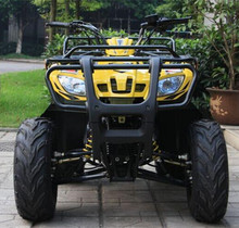 The factory sells four-wheeled motorcycle all-terrain beach vehicles chinese atv brands 110cc 125cc 150cc 200cc 250cc
