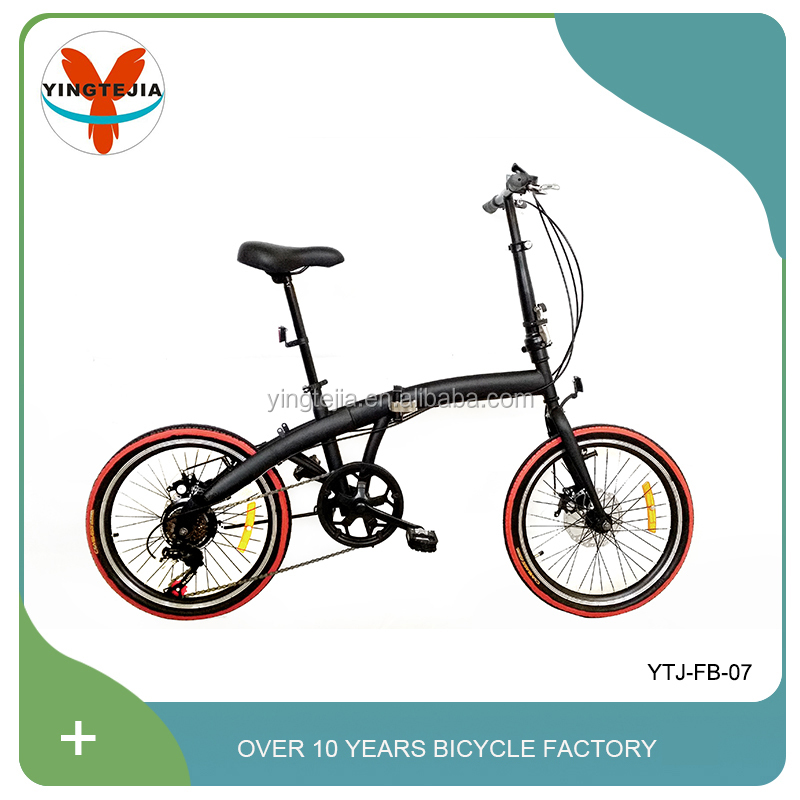 20inch wheels easy riding wholesale latest bicycle model and prices with disc brake, steel frame and gear set for sale