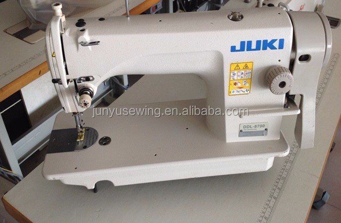 Factory hot sale used JAPAN juki 8700 industrial sewing machine