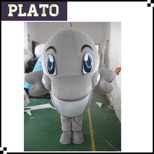Lovely whale costume,cartoon costume for advertising