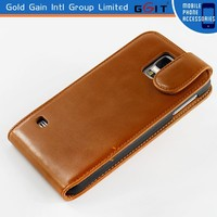 Popular Phone Case for Samsung S5, For Samsung for galaxy S5 G900F,i960 PU Leather Case