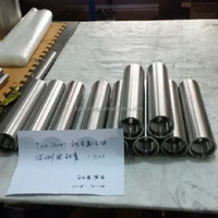 oil drilling GR5 seamless titanium alloy pipe