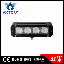 "Super bright offroad led work light, 8"" inch 40w CREEs led work light bar 4wd for trucks vehicles 4x4 led light"