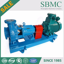 With CE and ISO9001 Certificates waste solvent open impeller pumps supplier