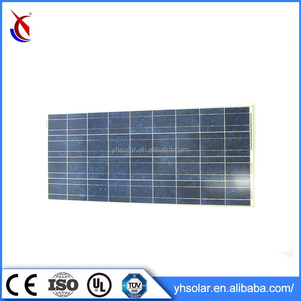 High Efficiency Solar Panel 100w Low Price Poly Solar Panel