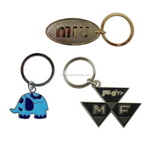 Wholesale Keyring Key Chain Parts Customized Key Chain