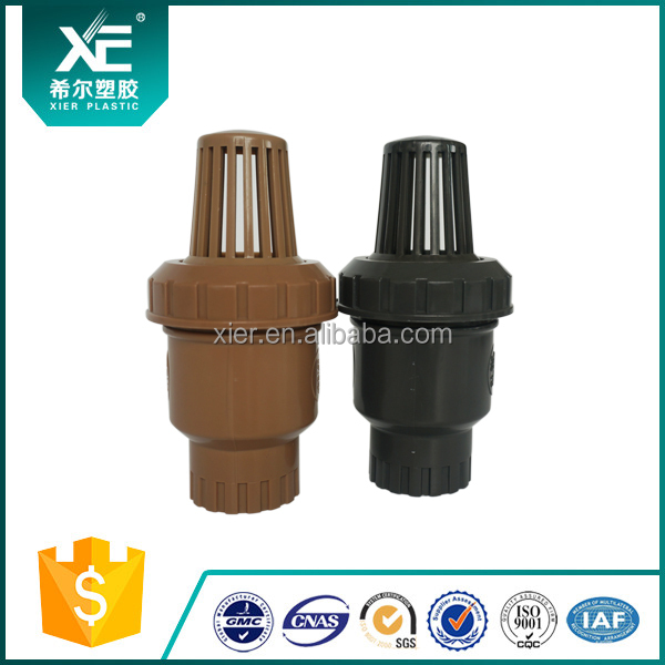 Plastic UPVC one Way Valve