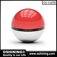 2016 New arrival magic ball pokemon power bank for promotional gift (OS-416PB)