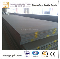 High strength wear resistant steel, wear resistanting plate