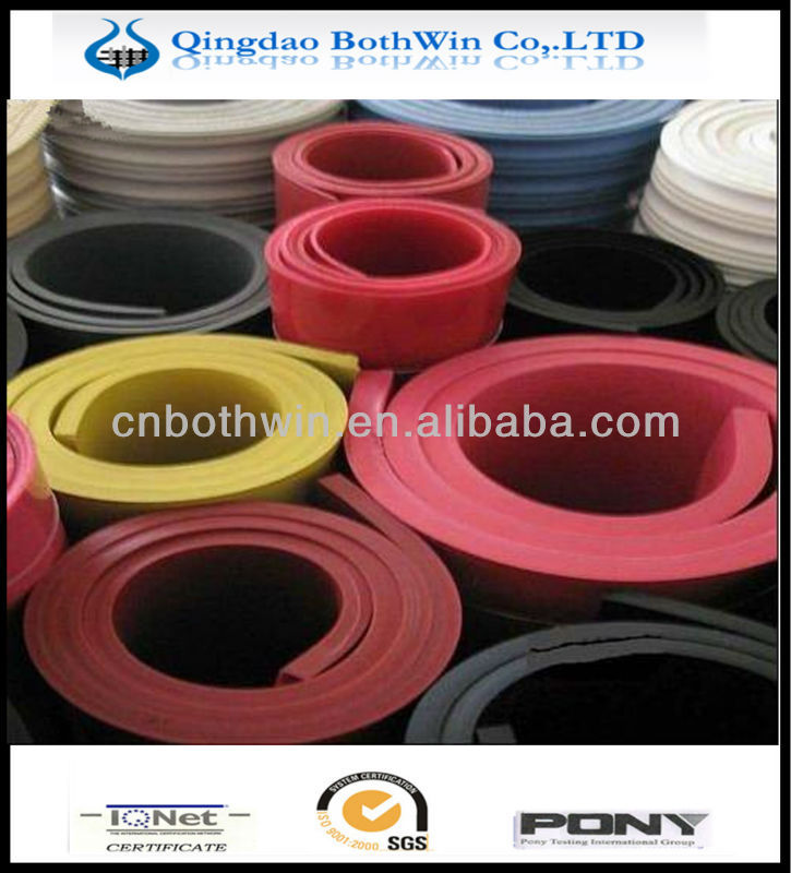 high quality rubber sheet