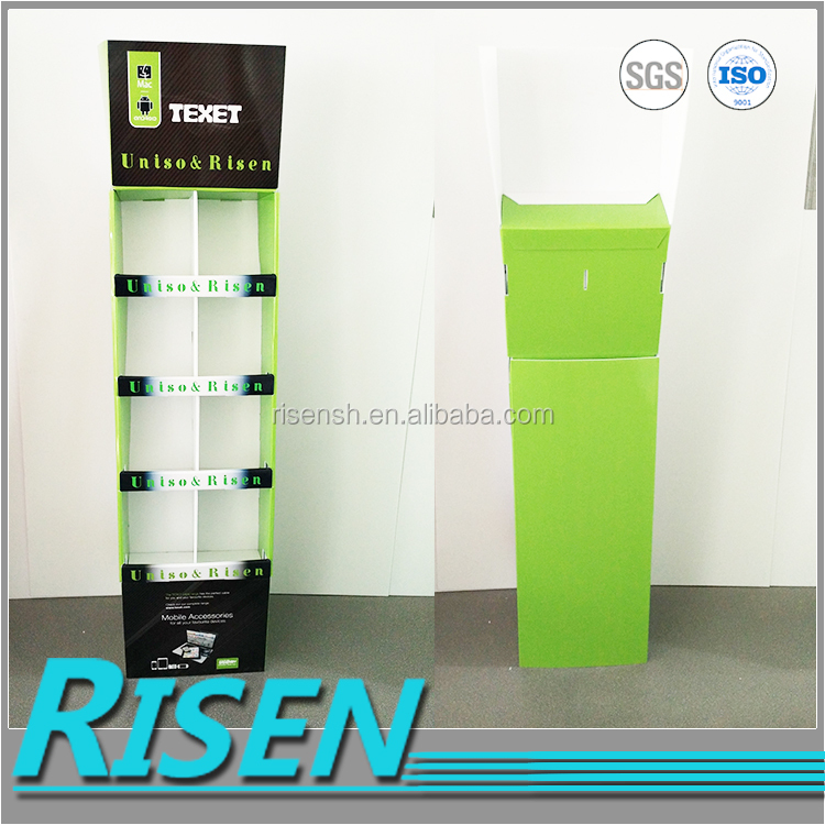RISEN custom innovative retail shop high quality UNISO cabinet shopping mall products display stand for promotion