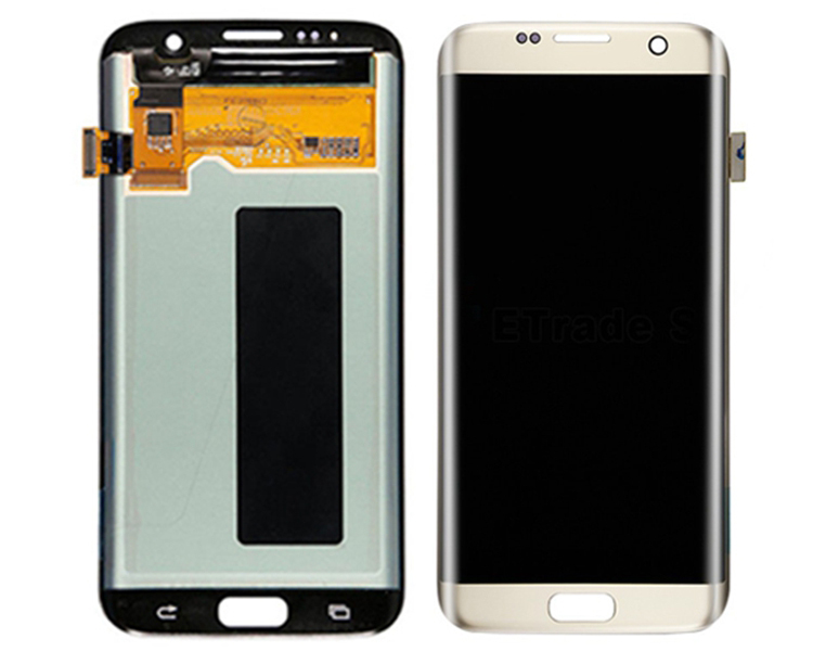 Recycling and refurbishing broken/cracked LCD in hk for samsung S7 edge