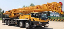 50ton XCMG mobile crane with GOST certification QY50KS, as good as JCB, Liebherr