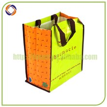 factory promotion price promotional shopping bag with roller