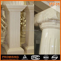 Popular design decorative concrete roman pillars