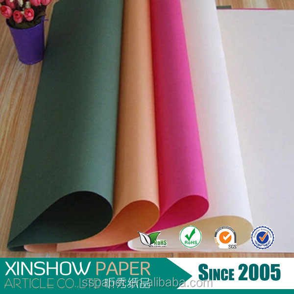 hotsale product 70g news paper printed recycled kraft paper