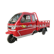 200cc 250cc closed cabin cargo tricycle& car passenger tricycle