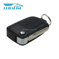 large storage capacity 16GB mini hidden car key type camera