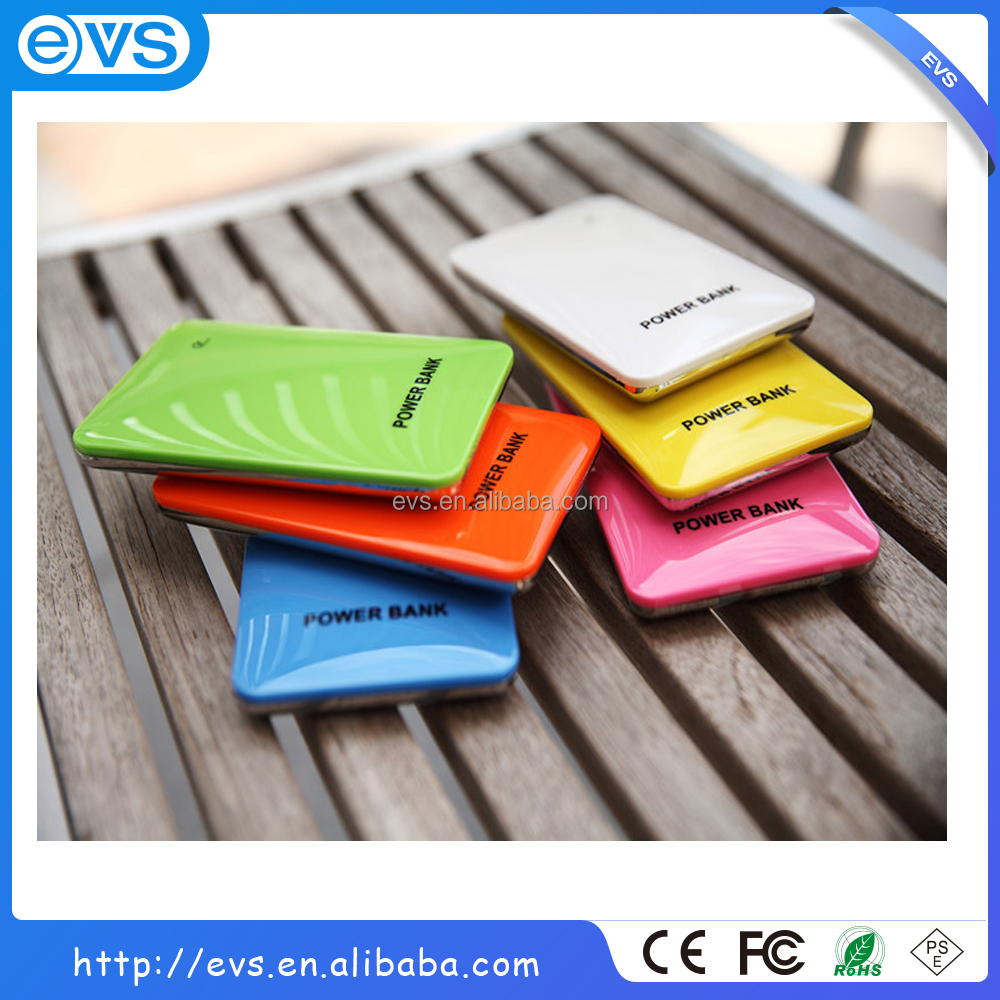 10000mAh Portable External Power Bank with Dual USB Slim Polymer Battery with key touch screen powe charger for mobile phone