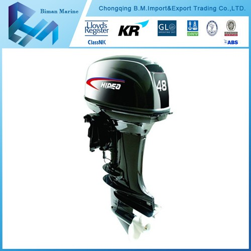 boat engine used 40 hp 4-stroke outboard motor