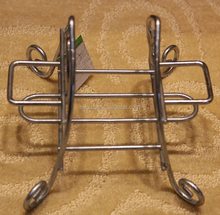 Wholesale New Design Kitchen Accessories Decorative Metal Spice Display Rack