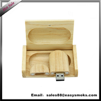 Fee shipping Wooden 2 GB usb flash drive good choice for promotion ad,factory price and good quality usb stick