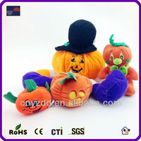 Halloween Toys / Plush Pumpkin Stuffed Toy