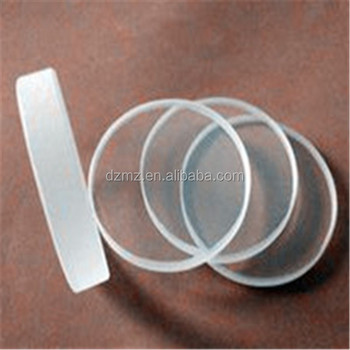Borosilicate 3.3 Transparent Clear round sight glass