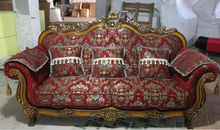All year in Stock Fabric Sofa/Cheap Chesterfield Sofa /Italy Design Classical Sofa Set A61-D
