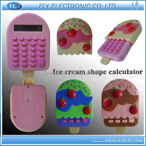 New Ice cream shape calculator