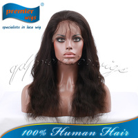 wholesale cheap glueless natural hairline with baby hair high ponytail 180% density brazilian human hair full lace wig